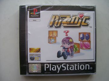 Puzznic  PS1 New and Sealed